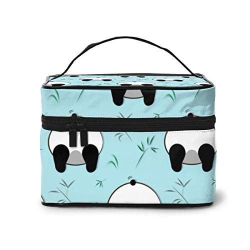Vanity et Trousses à Maquillage Cosmetic Bags Panda Ass Portable Multifunction Case Makeup Organizer for Women Travel Daily Carry