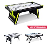 MD Sports Air Powered Hockey Table - Available in Multiple Styles