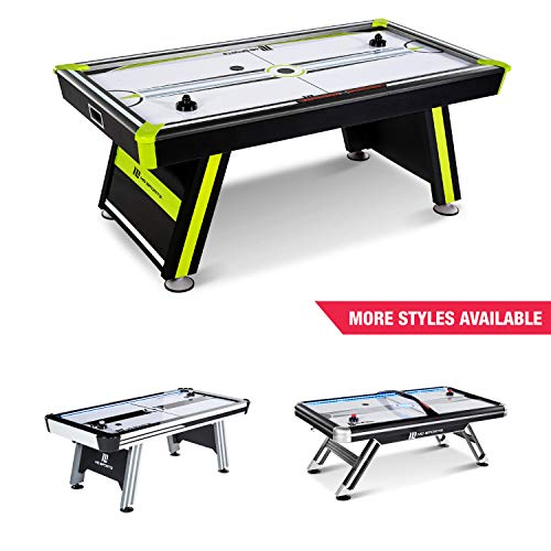 New MD Sports AWH080_037M 80-Inch Air Powered Hockey Table