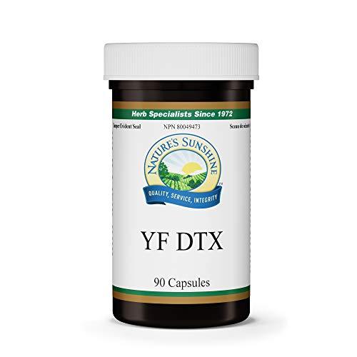 Nature's Sunshine Yeast/Fungal Detox 90 Capsules