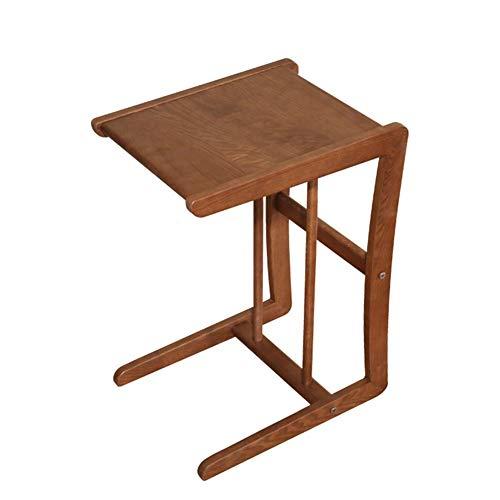 Wangczdz Tafelhouder, inklapbaar, multifunctioneel, van massief hout, voor bank, bijzettafel, vergaderruimte, rek, woonkamer, geschikt