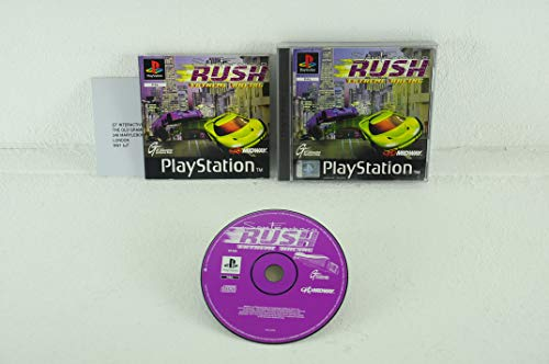 San Francisco Rush Extreme Racing