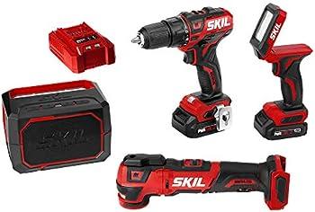 SKIL 4-Tool Combo Kit