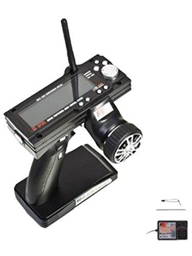 FLYSKY RC 3 CH Transmitter TX FS-GT3B For CAR Boat 2.4Ghz 2.4g w/ Receiver