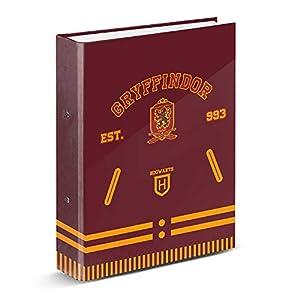 KARACTERMANIA 00755 Harry Potter Varsity-Carpeta Anillas 12