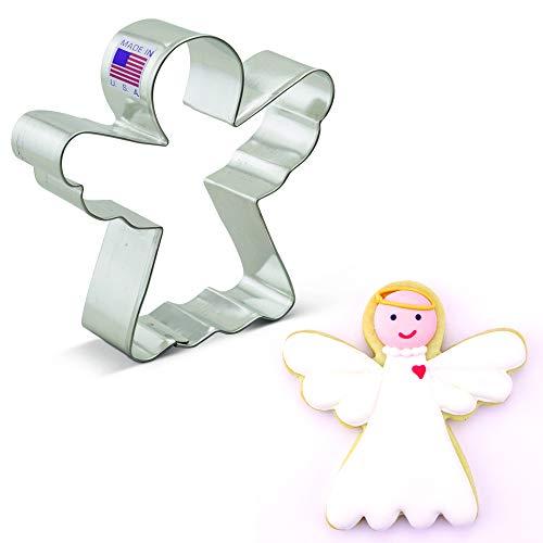 "Angel Cookie Cutter, 3.75"""