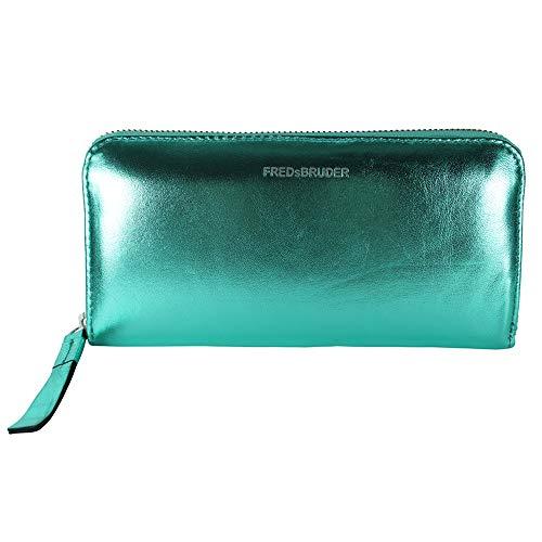 FREDsBRUDER Colour Pop Wallet Tawny Mint