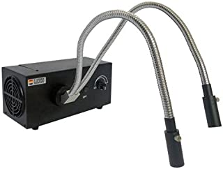 Laxco PI-FOS150 Fuente de luz de fibra óptica, 150 W, 110 V