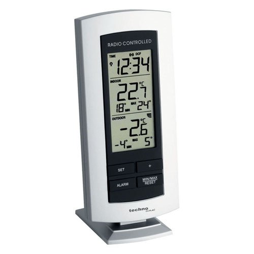 Technoline WS 9140-IT Wetterstation mit Funkuhr