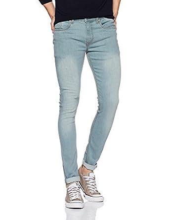Amazon Brand - Symbol Men's Stretch Slim Fit Jeans