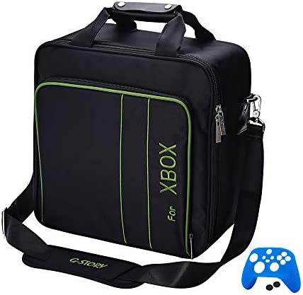 G STORY Case Storage Bag for Xbox Series X Series S Travel Bag Interior for Xbox Series X and product image