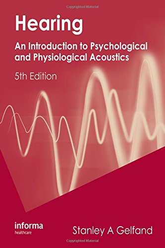 Hearing: An Introduction to Psychological and...