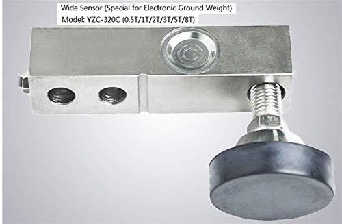 N/ A Medición de precisión Sensor de medición Ancho Pequeña Libra 500 kg 1 tonelada 2 toneladas 3 toneladas 5 toneladas 8 toneladas Plataforma de pesaje Escala