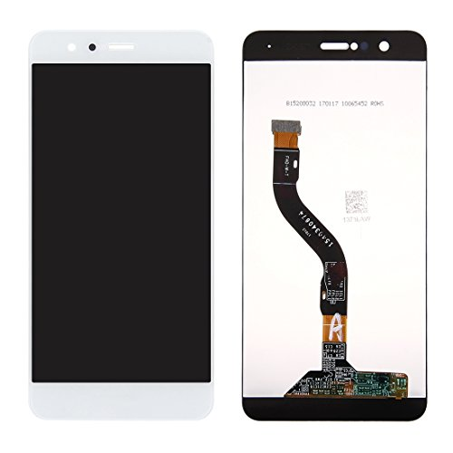 Compatibele Vervangings IPartsBuy for Huawei P10 Lite/nova Lite LCD-scherm + Touch Screen Digitizer Vergadering Accessory (Size : For p10 lite/nova lite white)