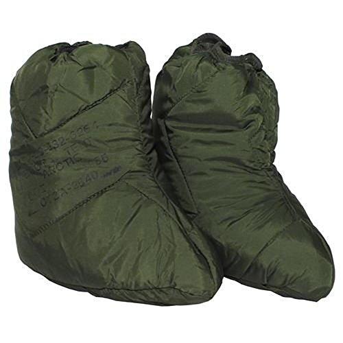Thomas Liebold Armeeverkauf 1 Paar Zeltschuhe Arctic Thermostiefel