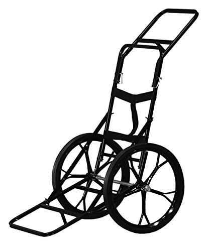 Rivers Edge RE774 Sportsman's Cart, Black
