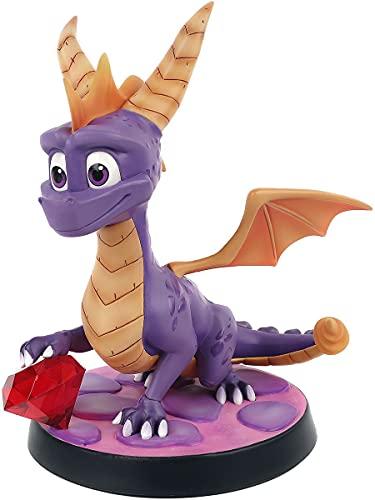 First 4 Figures- Spyro The Dragon PVC Estatua, Multicolor (5060316621783)