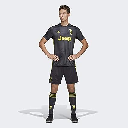 Amazon.com : adidas Men's Soccer Juventus Third Jersey (Small ...