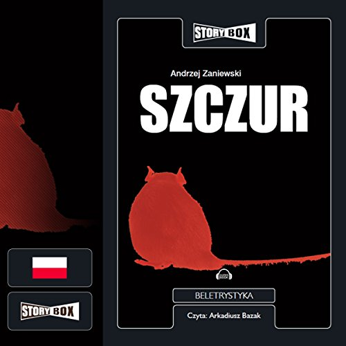 Szczur audiobook cover art