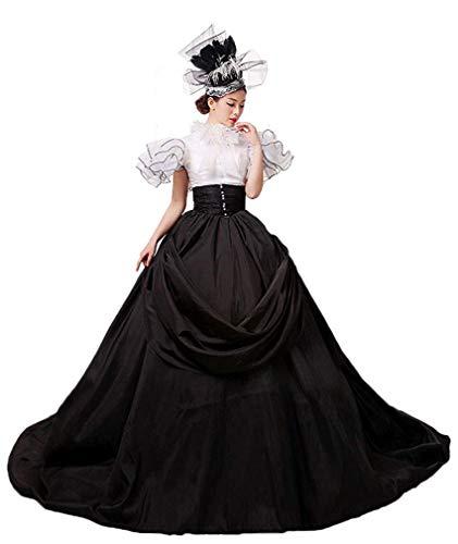 Premium dames baljurk Barok Marie Antoinette 18 eeuwen