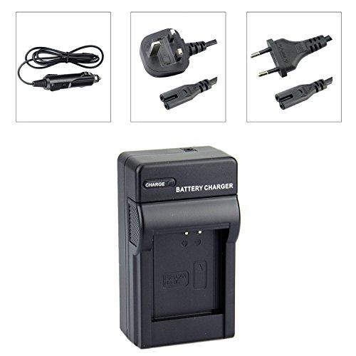 DSTE NB-11L Baterías Cargadores Compatible con Canon PowerShot A2300 A2400 A2500 A2600 A3400 A3500 A4000 IS ELPH 110 115 130 320 340 HS IXUS 265 132D 140 155 150 145 Camera as CB-2LDC