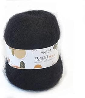 Best natural black wool yarn Reviews