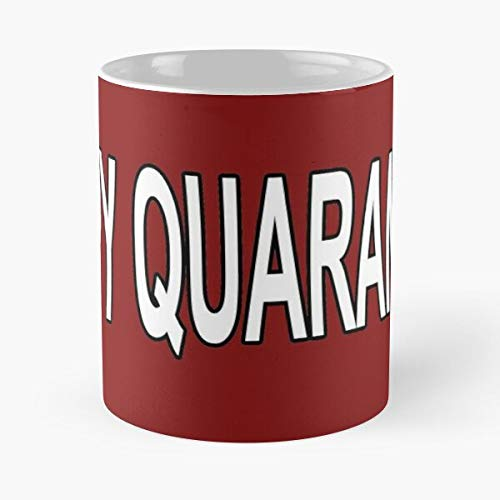 Happy Quarantined Birthday - Co-vid 19 Best Gifts For 2020 Survivors Classic Mug 11 Ounces Funny Coffee Gag Gift.the Best Gift Holidays-miinviet.