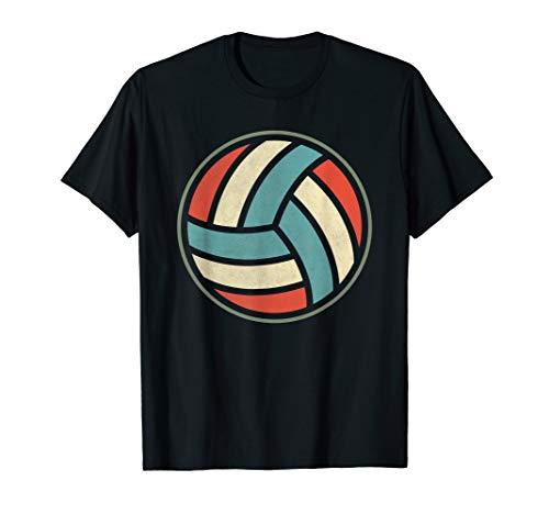 Retro Volleyball | Volleyball-Spieler Team T-Shirt