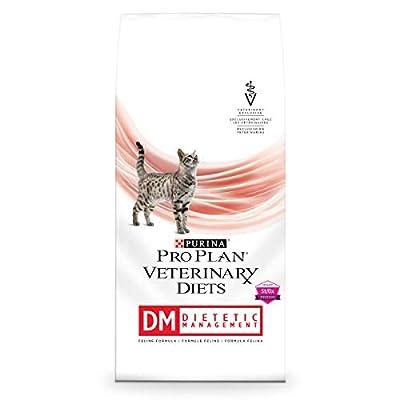 Veterinary Diets Purina Pro Plan DM DM Dietetic Management Dry Food - (1) 10 lb. Bag