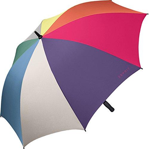 ESPRIT Regenschirm 135 cm De Diamètre Mehrfarbig