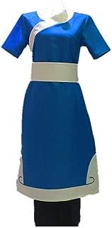 Anime Avatar The Last Airbender Katara Cosplay Costume Custom Made Any Size