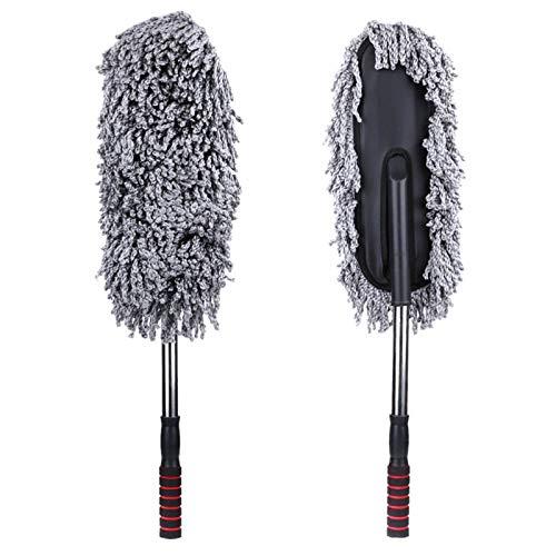 Plumero De Mano Sponges Toallas con manijas Microfibra Multifuncional Microfibra Pollos de Limpieza de Polvo Duster MOP Auto Dustner Herramientas de Lavado Adecuado para Limpiar Coches