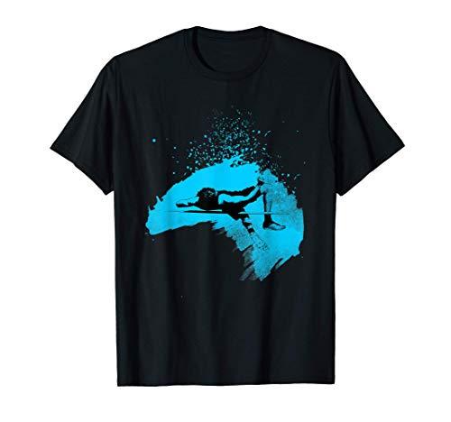 Pértiga salto atletismo Camiseta