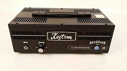 Review Of Kustom The Defender 5H