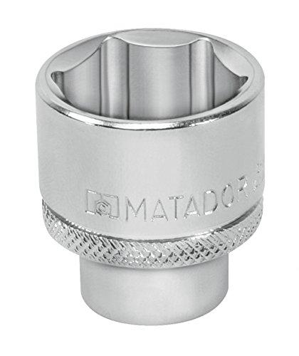 MATADOR 4075 0180 Steckschlüssel-Einsatz, 6-kt, 12,5 (1/2) 18 mm