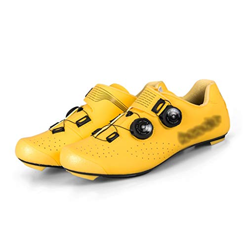 Zapatos de Bicicleta Zapatillas De Ciclismo De Fibra De Carbono...