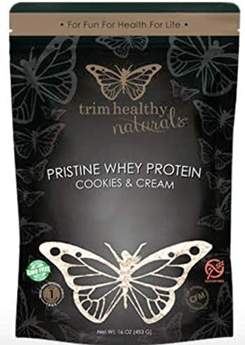 Pristine Whey Protein Cookies Cream product image