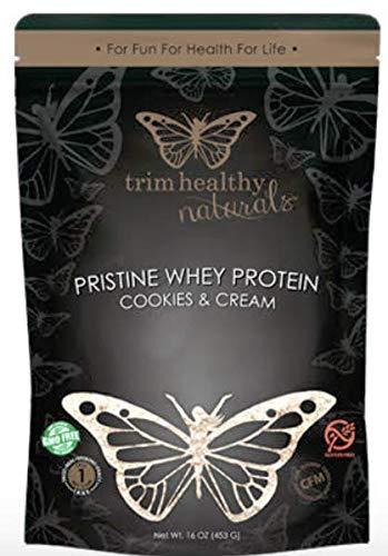Pristine Whey Protein-Cookies & Cream
