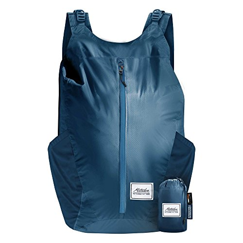 MATADORUP FREERAIN24 Backpack Waterproof Rucksack, 61 cm, 24 L, Indigo Blue