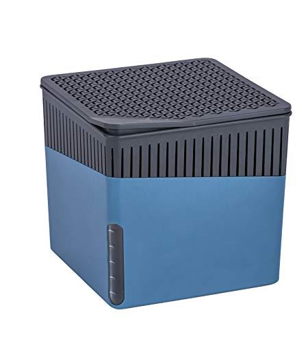 WENKO Raumentfeuchter Cube, Luftentfeuchter reduziert Schimmel und...