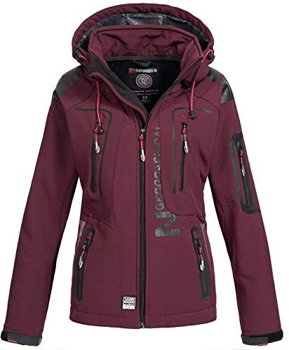 Geographical Norway Tislande Damen Burgundy Bild