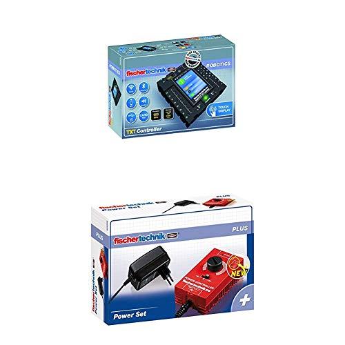 fischertechnik TXT Controller + Power Set (erforderlich)