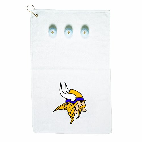 Find Discount NFL Minnesota Vikings Golf Gift Set