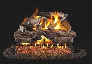 Standard Charred Cedar Gas Logs - 18/20 Inch