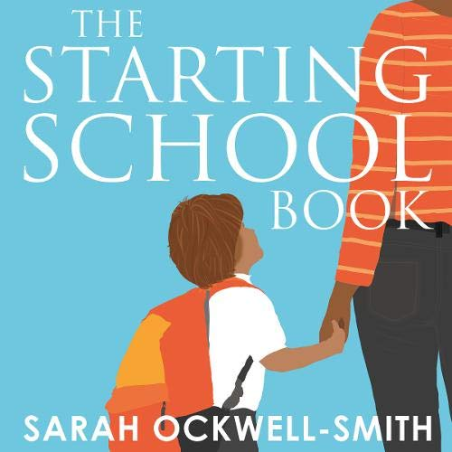 The Starting School Book cover art