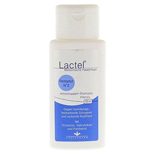 LACTEL Nr.2 Shampoo gegen fe 100 ml
