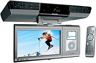 Philips DCD778 Under the Counter 8.5-Inch LCD TV with Built In DVD Player and iPod Docking