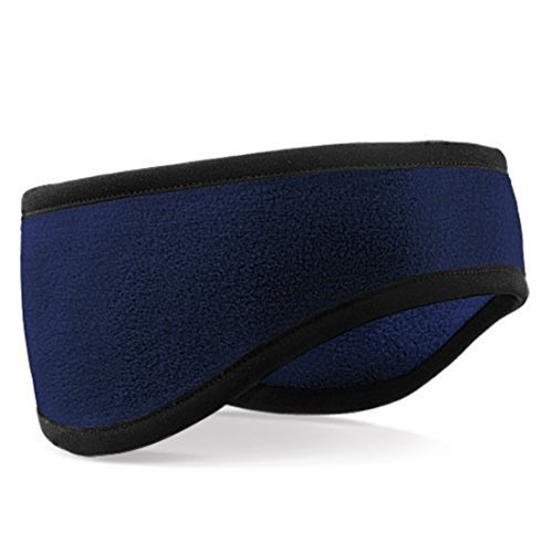 ShirtInStyle Suprafleece ™ Aspen Casque, Bandeau - Bleu Marine, Large / X-Large