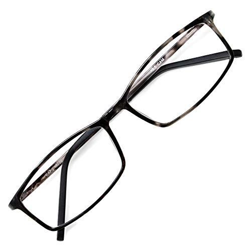 アイウェアエア 老眼鏡 おしゃれ メンズ レディース ブルーライトカット +0.5〜+3.5 4色 スクエア カモフラ +3.00