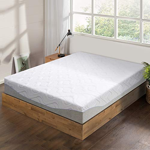 "Best Price Mattress 11"" Gel-Infused Memory Foam Mattress - Queen"